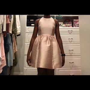 Pink kate spade new york Fit & Flare Dress